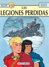Alix (en espagnol) -6- Las Legiones Perdidas