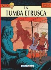 Alix (en espagnol) -8- La Tumba Etrusca
