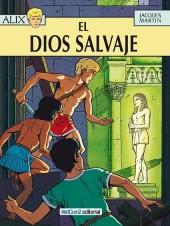 Alix (en espagnol) -9- El Dios Salvaje