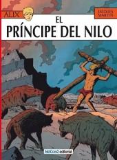 Alix (en espagnol) -11- El Príncipe del Nilo