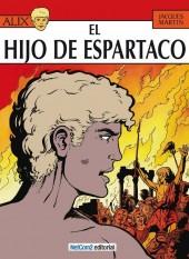 Alix (en espagnol) -12- El Hijo de Espartaco