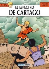 Alix (en espagnol) -13- El Espectro de Cartago