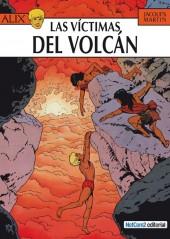 Alix (en espagnol) -14- Las Víctimas del Volcán