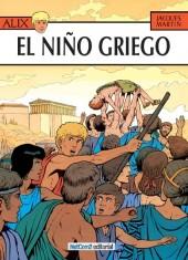 Alix (en espagnol) -15- El Niño Griego