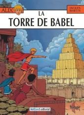 Alix (en espagnol) -16- La Torre de Babel