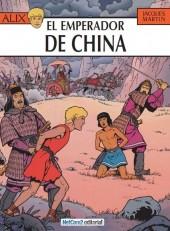 Alix (en espagnol) -17- El Emperador de China