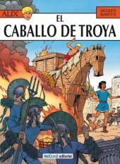Alix (en espagnol) -19- El Caballo de Troya