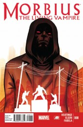 Morbius, The Living Vampire (2013) -8- The World Breaks Everyone, Part One
