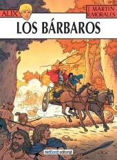 Alix (en espagnol) -21- Los Bárbaros