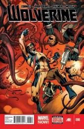 Wolverine (2013) -6- Drowning Logan Part Two