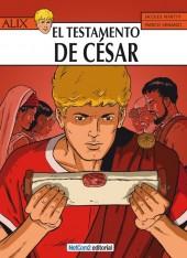 Alix (en espagnol) -29- El Testamento de César