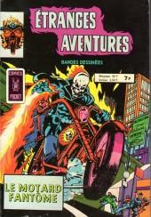 Étranges aventures (1re série - Arédit) -Rec3761- Album N°3761 (n°66 et n°67)
