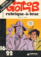 Rubrique-à-Brac (16/22) -559- Tome 3 (I)