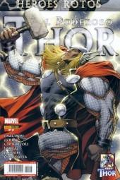 Poderoso Thor: Dios Del Trueno (El) -17- El poderoso Thanarus Parte 4 y 5