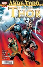 Poderoso Thor: Dios Del Trueno (El) -23- Arde Todo: Prologo, Parte 1 y 2
