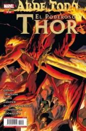 Poderoso Thor: Dios Del Trueno (El) -24- Arde Todo: Parte 3, 4 y 5