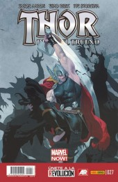Poderoso Thor: Dios Del Trueno (El) -27- El Carnicero de Dioses Partes 3 y 4