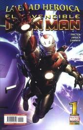 Invencible Iron Man (El) -1- Stark Resiliente Parte 1: Las Chicas Hammer