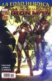 Invencible Iron Man (El) -4- Stark Resiliente Parte 5: Depredadores y Presas en sus entornos naturales