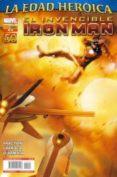 Invencible Iron Man (El) -6- Stark Resiliente Parte 7: Sabot