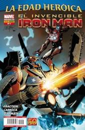 Invencible Iron Man (El) -7- Stark Resiliente Parte 8: Robots en descenso escalofriante / Otra vez en el fin del mundo con tu amigo Pepper Potts