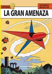 Lefranc (en espagnol) -1- La Gran Amenaza