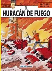 Lefranc (en espagnol) -2- El Huracán de Fuego