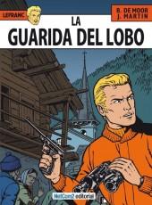 Lefranc (en espagnol) -4- La Guarida del Lobo