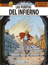 Lefranc (en espagnol) -5- Las Puertas del Infierno