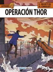 Lefranc (en espagnol) -6- Operación Thor