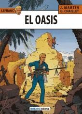 Lefranc (en espagnol) -7- El Oasis