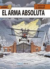 Lefranc (en espagnol) -8- El Arma Absoluta