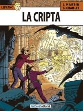 Lefranc (en espagnol) -9- La Cripta