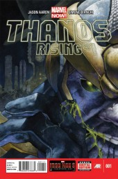 Thanos Rising (2013) -1- Issues 1
