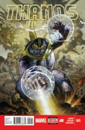 Thanos Rising (2013) -5- Issue 5