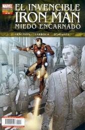 Invencible Iron Man (El) -13- Miedo Encarnado Parte 1 y 2: Ciudad de luz, ciudad de piedra / Actor resquebrajado