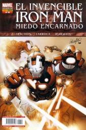 Invencible Iron Man (El) -15- Miedo Encarnado Parte 4: La niebla de la guerra