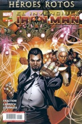 Invencible Iron Man (El) -19- Demonio Parte 2 y 3: Exposición y Control
