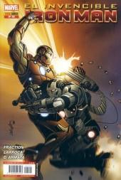Invencible Iron Man (El) -20- Demonio Parte 4 y 5: Control / Fundido