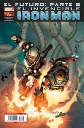 Invencible Iron Man (El) -25- El Futuro Parte 3 y 4