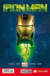 Invencible Iron Man (El) -29- Cree Parte 5 / El asesino de dioses Parte 1