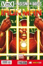 Invencible Iron Man (El) -30- El Asesino de Dioses Parte 2 y 3