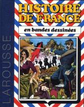 Histoire de France en bandes dessinées (Intégrale) -7- De la Révolution de 1848 à la IIIe République