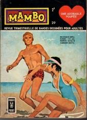 Mambo (Arédit, Romantic Pocket) -29- Une adorable poupée