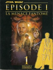 Star Wars - Albums BD -Photo -1- Épisode I - La menace fantôme