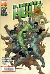 Indestructible Hulk -4- ¡Hulk Vs Banner! Parte 3 y 4
