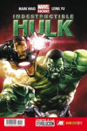 Indestructible Hulk -11- Agente de S.H.I.E.L.D. Parte 2 y 3