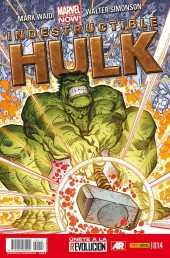 Indestructible Hulk -14- Dioses y Monstruos Parte 1