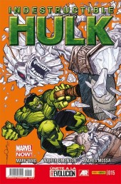 Indestructible Hulk -15- Dioses y Monstruos Parte 2