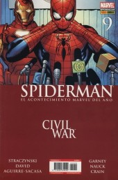 Asombroso Spiderman -9- Civil War